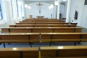 Kontakt-Kapelle im Kinderheim St. Josef